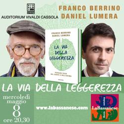 Incontro con il prof. Berrino e il dott. Lumera. Auditorium Vivaldi.