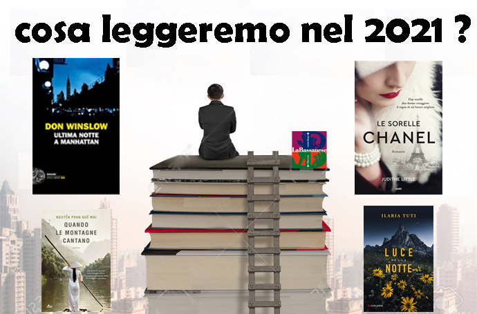 Cosa leggeremo nel 2021? Gennaio - Febbraio