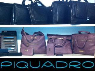 L'ufficio Piquadro: borse, pelletteria e accessori