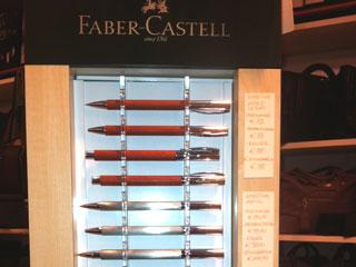 Penne Faber Castell e prodotti grafici