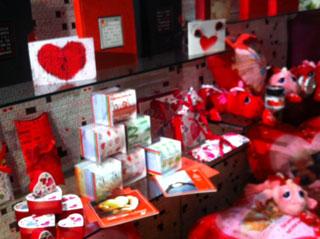 I regali di San Valentino.
