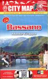 Bassano del Grappa - Monte Grappa cartina interattiva
