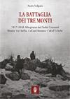 La battaglia dei tre monti. 1917-1918 Altopiano dei Sette Comuni, Monte Val Bella, Col del Rosso e Col d'Echele