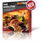Cucina Autentica d'Italia. Oltre 100 cene a base di piatti tipici italiani.