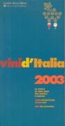 Vini d`Italia 2004