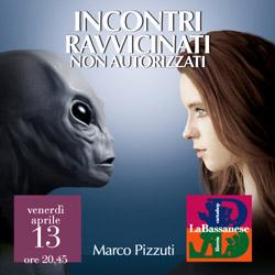 video La vita extraterrestre esiste davvero? Atterra a Incontri senza censura Marco Pizzuti.