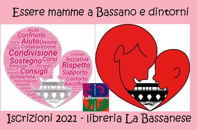 Essere Mamme a Bassano e dintorni - Iscrizioni 2021